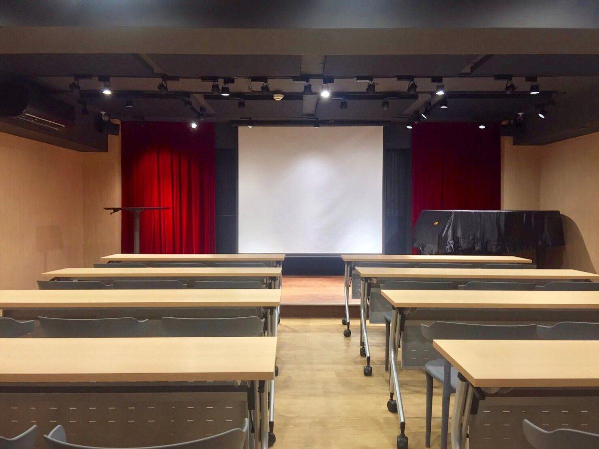 台北東區最優質的空間場地出租推薦-旋律文創中心