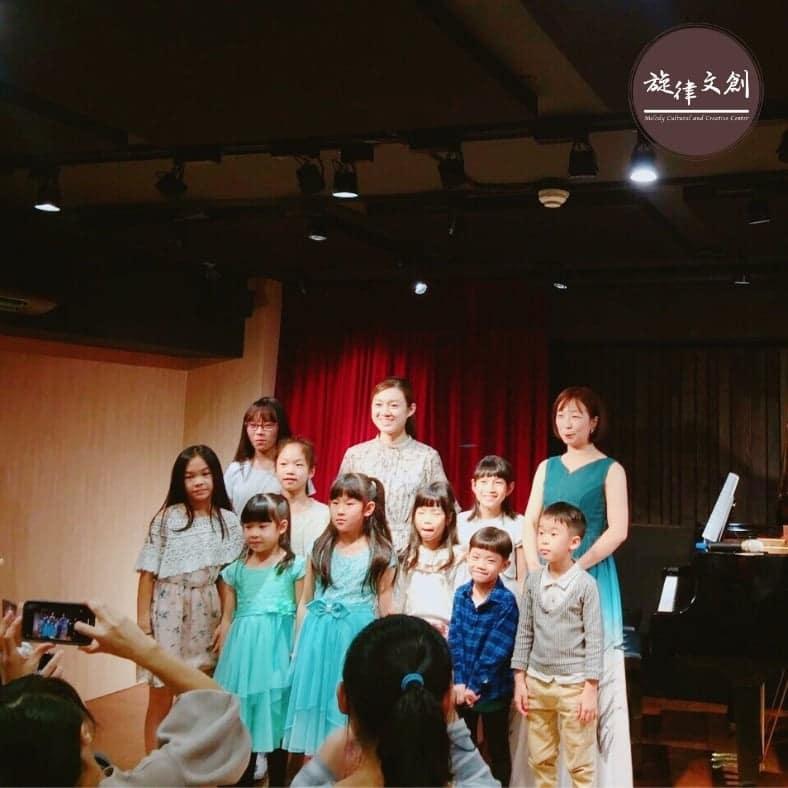 11/30 鋼琴音樂會:《樂在琴中 學生鋼琴發表會🎶》 完美成功 🎉🎉