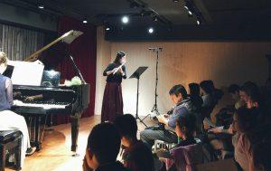 12/08 鋼琴長笛音樂會:《2019 冬之聲音樂會》 完美成功 🎉🎉