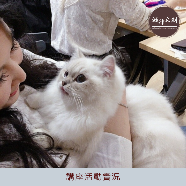 01/12《扁臉貓癡會與愛的貓舍聯合貓咪照護講座》圓滿大成功 🎉🎉 6