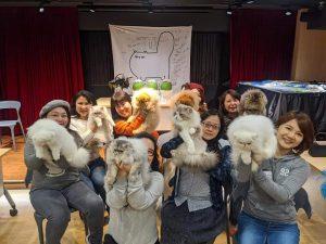 01/12《扁臉貓癡會與愛的貓舍聯合貓咪照護講座》圓滿大成功 🎉🎉