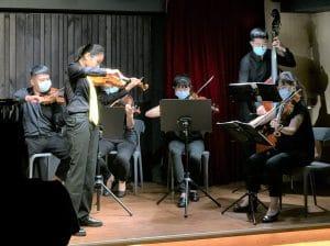 吳建鋒老師《2020小提琴獨奏會系列》圓滿大成功 🎊
