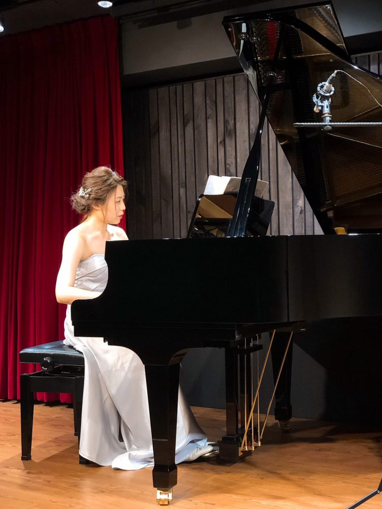 曾雅君Gina鋼琴獨奏會🎹圓滿大成功 👏 3