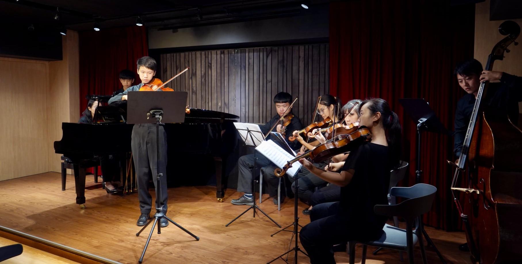吳建鋒老師《2020鋼琴、小提琴獨奏會系列》 圓滿大成功👏