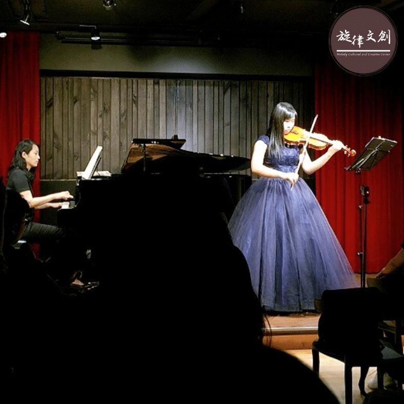 吳建鋒老師學生《品蓁、緁寧小提琴獨奏會系列》圓滿成功👏 3