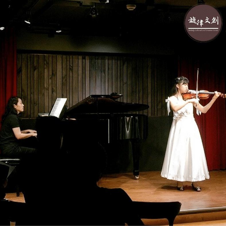 吳建鋒老師學生《品蓁、緁寧小提琴獨奏會系列》圓滿成功👏 5