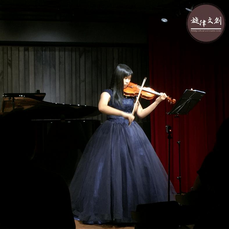 吳建鋒老師學生《品蓁、緁寧小提琴獨奏會系列》圓滿成功👏 6