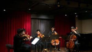 吳建鋒老師《2020小提琴、中提琴獨奏會及弦樂五重奏》 圓滿落幕👏