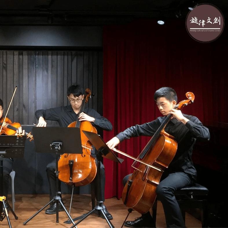 吳建鋒老師《2020小提琴、中提琴獨奏會及弦樂五重奏》 圓滿落幕👏 5