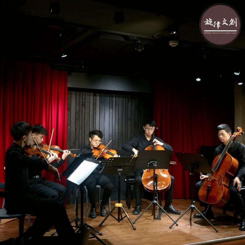 吳建鋒老師《2020小提琴、中提琴獨奏會及弦樂五重奏》 圓滿落幕👏 3