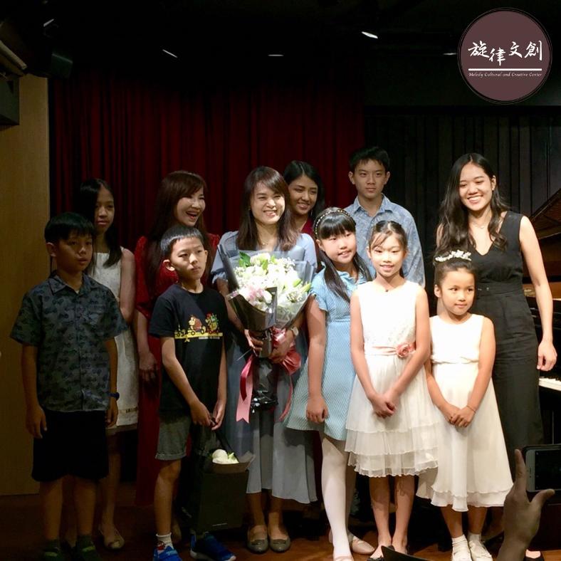 《郭老師學生夏季音樂發表會》完美成功👏 1