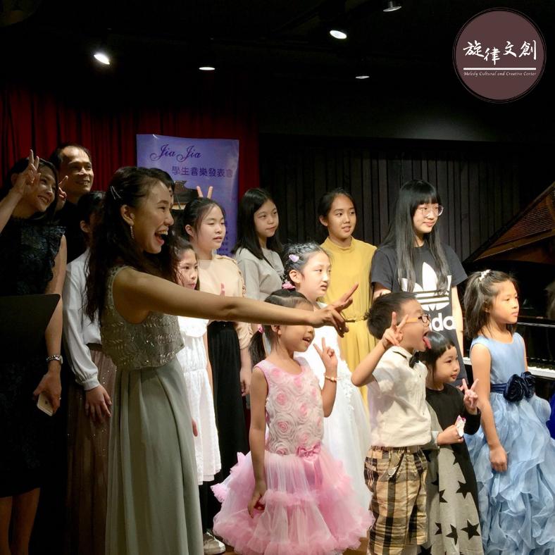 《佳佳老師學生鋼琴音樂發表會》圓滿大成功🎊 3