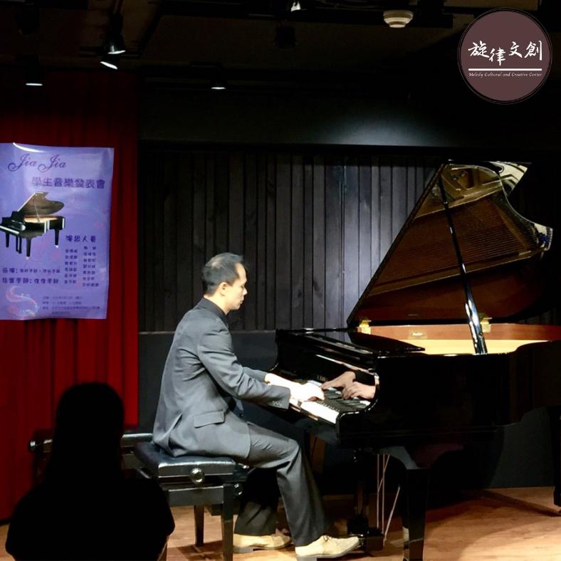 《佳佳老師學生鋼琴音樂發表會》圓滿大成功🎊 8