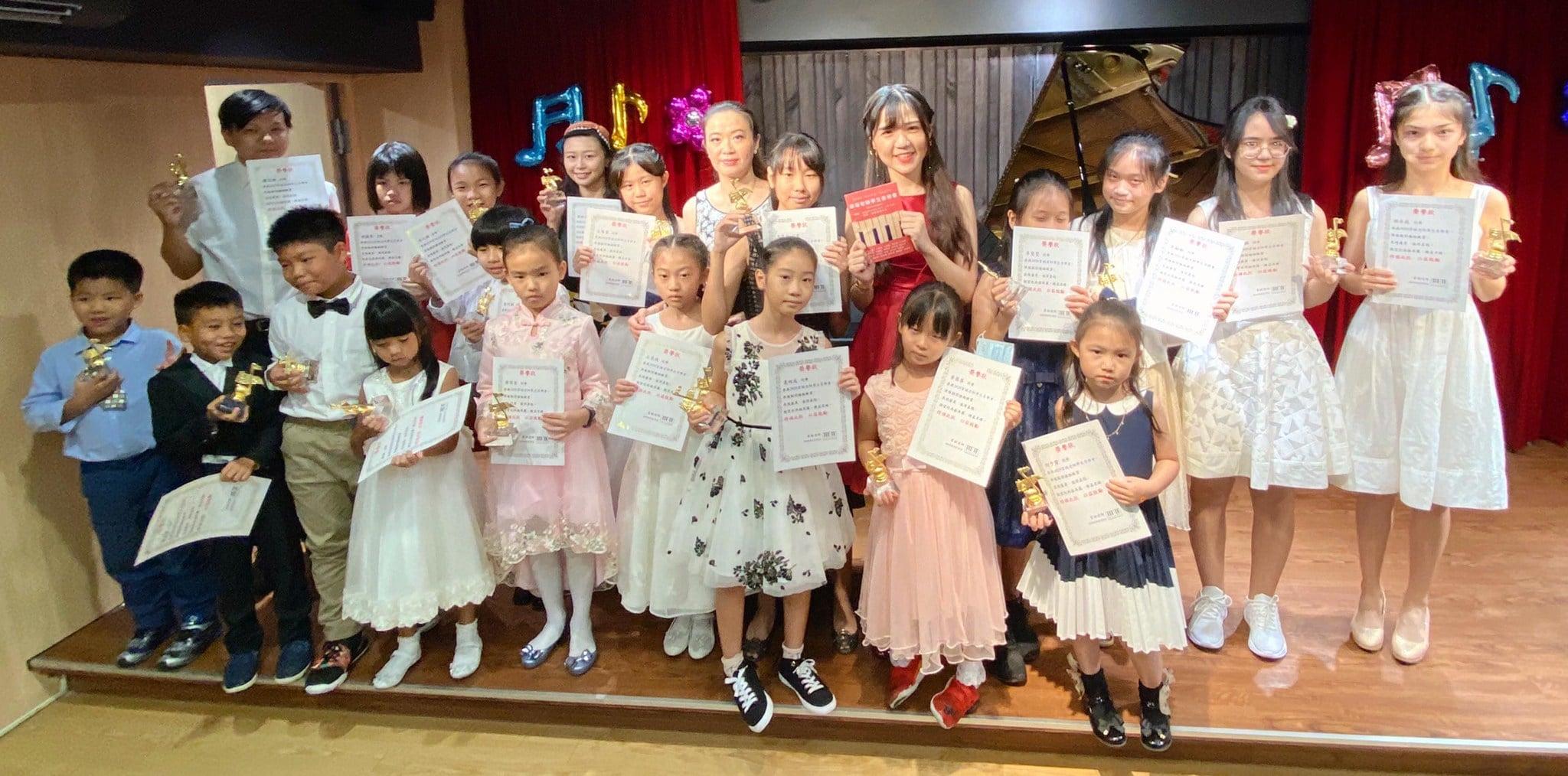 《韋璇老師學生音樂會》 圓滿大成功🎊