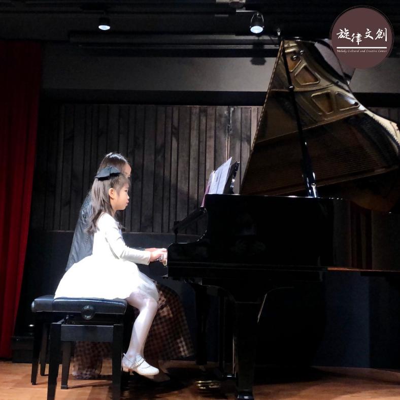 《尋樂光年 – 蔡蕙棋、許書綾學生鋼琴音樂發表會》圓滿成功👏 3