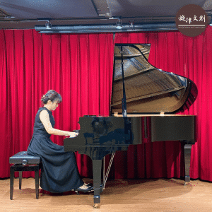 《邱詩雯鋼琴獨奏會》圓滿大成功🎶