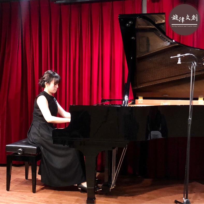 《邱詩雯鋼琴獨奏會》圓滿大成功🎶 3
