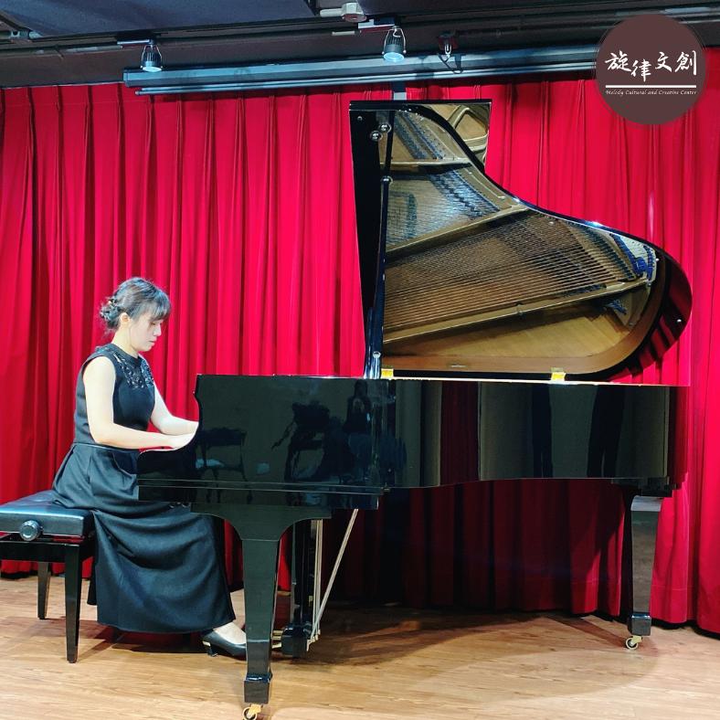 《邱詩雯鋼琴獨奏會》圓滿大成功🎶 4
